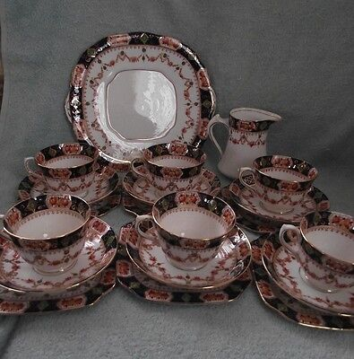 St Michael China - 2586 Pattern - Various Table Items - circa 1890`s-1920