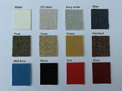 Quality correct audio grade vintage type speaker cloth fabric ACOUSTIC RESEARCH
