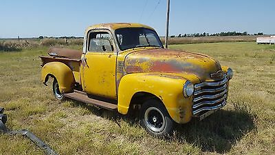 1950 Chevrolet Other Pickups  1950 Chevy 3100 S-10