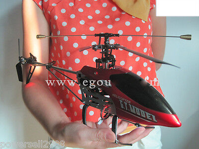 New Red Length 50CM Remote Control Plane Helicopter Model Gift Children Toys
