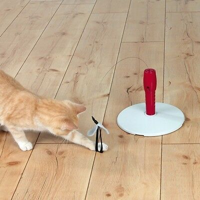 TRIXIE Jouet pour Chat Chats Fishing, NEUF