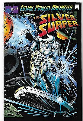 Cosmic Powers Unlimited #1-5 NM complete series - silver surfer - thanos drax