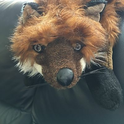 Ditz Designs Red Fox 31 inches One flaw ** Read description Farm Countryside