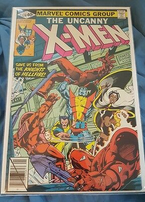 Uncanny X-Men #129 (1980 Marvel) 1st appearance of Kitty Pryde and Emma Frost