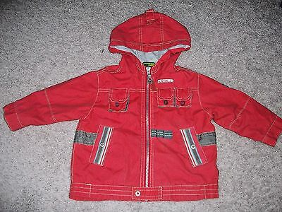 OILILY Red JACKET  BOY'S SIZE 80/ US 24 Months