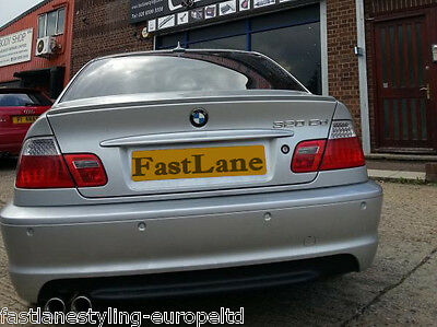 BMW 3 Series Custom Built Stainless Steel Exhaust Cat Back B309
