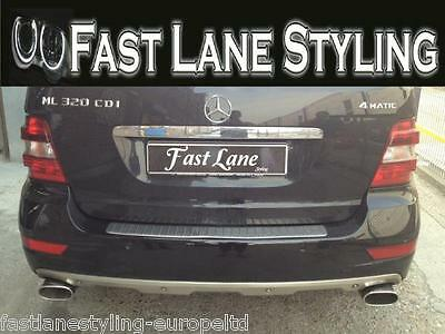 Mercedes M Class Custom Build Stainless Steel Exhaust Cat Back Dual System ML00