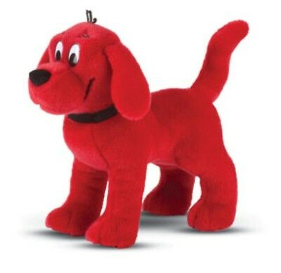 """CLIFFORD THE BIG RED DOG (Standing) - 16"""" - Douglas Toys - BRAND NEW - #7516"""
