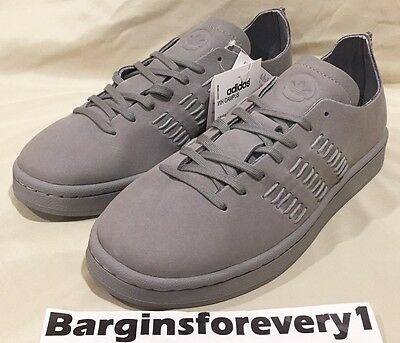 online store ba57e 62622 New Mens Adidas Wings + Horns WH Campus - Size 7 - Shift Grey - BB3116