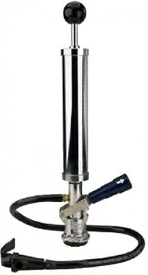 Draft Warehouse D-System Beer Party Pump, 8-Inch