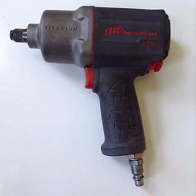 """Ingersoll Rand Titanium 2235TiMAX 1/2"""" Impact Wrench Gently Used"""
