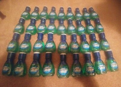 Scope Mint Flavor Travel Size Mouthwash 1.49 oz. Bottle - 36 Count SEALED