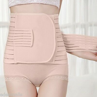Postnatal Mother Elastic Body Recovery Postpartum Girdle Abdomen Waist Belt