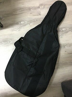 Cello Soft Padded Case 4/4 Size Black