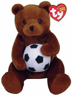 Ty Sweeper - Soccer Bear