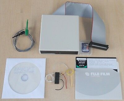 FreHD Hard Drive emulator for Tandy Radio Shack TRS-80 Model I 48K with EI