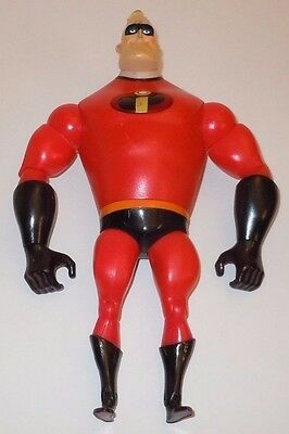 Mr Incredible Talking Bob 12 Inch Action Figure Disney Pixar Incredibles Toy