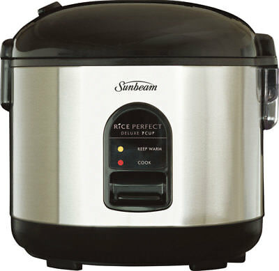 New Sunbeam - Rice Perfect   Deluxe 7 and Steamer - RC5600