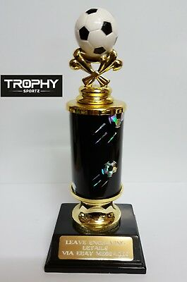 1 X SOCCER TROPHY,MEDAL175mm High, FREE ENGRAVING
