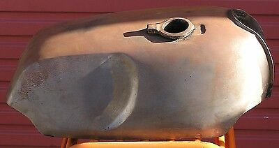 Norton Commando Fuel Tank ~ Bare Indian copy