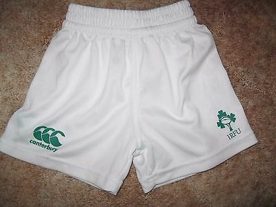 Ireland & Celtic Supporters Ccc & Nb Sponsored Rugby Footy Shorts (Kids Size 2)