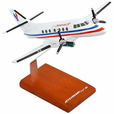 Mastercraft Collection BAE-31A Jetstream American Eagle Model Scale:1/48