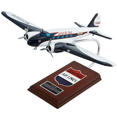 Mastercraft Collection Boeing B-247 United Model Scale:1/48