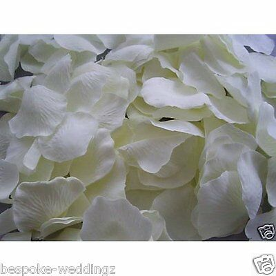 Perfumed Scented Rose Petal Table Confetti Wedding Christening100 Petals all col