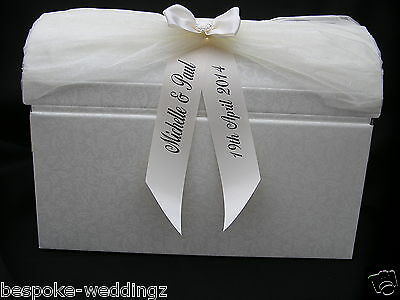 X Large wedding card post box vintage wedding favours gifts Table centrepiece