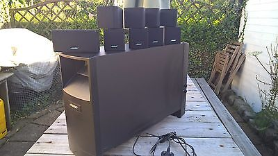 Bose Acoustimass 10 series IV 5.1 home theatre system