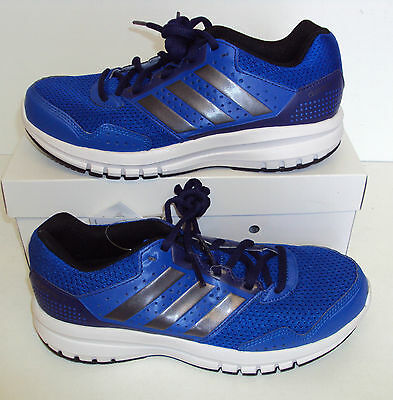 00963ce98 Adidas Duramo 7 Boy s Kids Girls Blue Running Trainers Shoes Junior Sizes  10-3.5