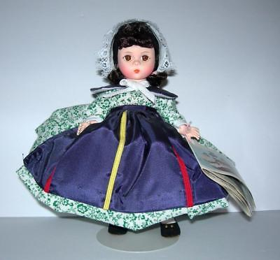 """Vintage Madame Alexander Doll Canada # 560  """"new In  Box""""   **"""