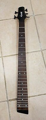 5 String Bass Guitar Neck