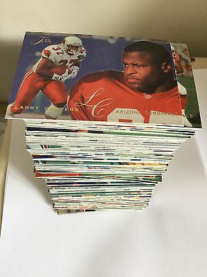 1995 Fleer Flair Showcase NFL  American Football Cards- Mint (195/220)