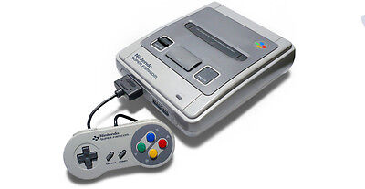 Super Nintendo avec 1 manette Reconditionné