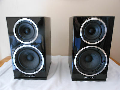 wharfedale diamond centre speaker in silver for surround sound systems picclick uk. Black Bedroom Furniture Sets. Home Design Ideas