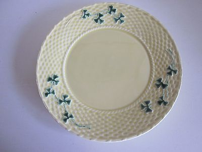 Bordallo Pinheiro Dinner Plate made in Portugal Yellow 10""
