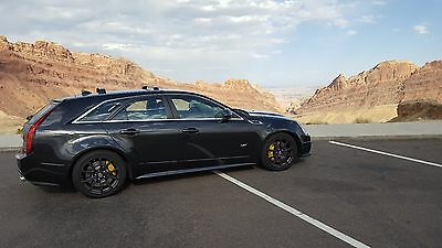 2014 Cadillac CTS V-Wagon 2014 CTS-V Wagon ***6 speed manual***