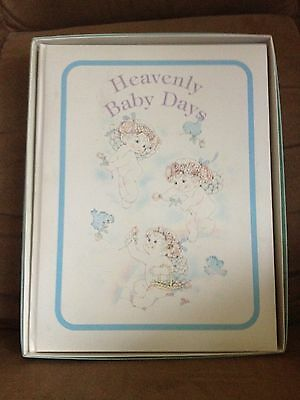 Dreamsicles 1994 Heavenly Baby Days Book