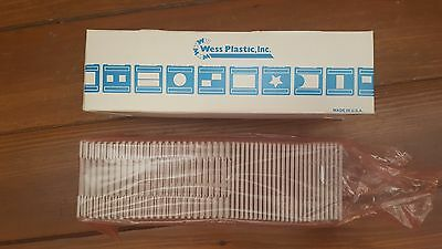 50 Brand New 35mm Wess Slide Mounts. 3:2 Ratio. New Old Stock
