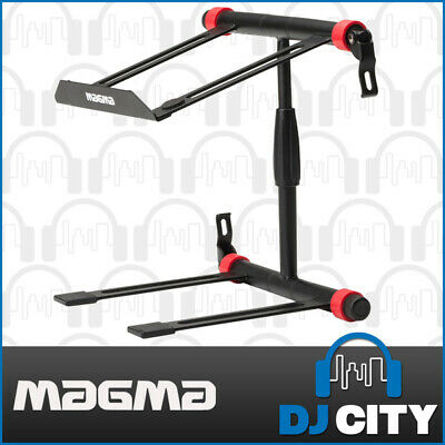 Magma 75527 Vektor DJ Laptop Stand Fully Adjustable w/ Carry Bag & Colour Rings