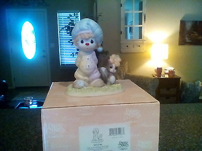 Precious Moments OUR LOVE IS HEAVEN SCENT #4 In Series of 5 Clown Skunk 101546