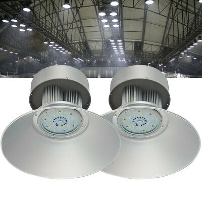2X 150W LED High Bay Light Lamp Industrial Factory Warehouse  Roof Shed Lighting