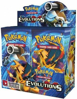 Evolutions Pokemon cards lots