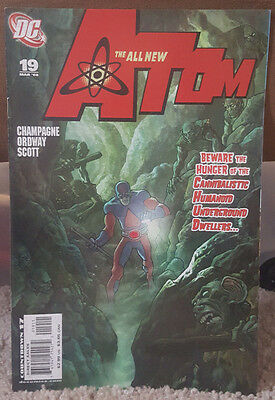 The All New Atom #19 (Mar 2008, DC)