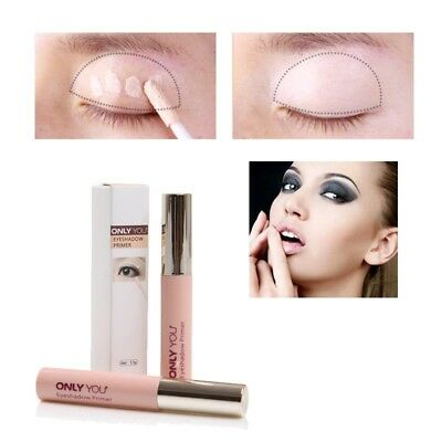 Waterproof Makeup Eye Shadow Base Highlighter Primer Cream Remover Dark-Cricle