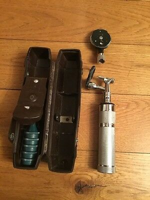 Welch Allyn Otoscope With Case