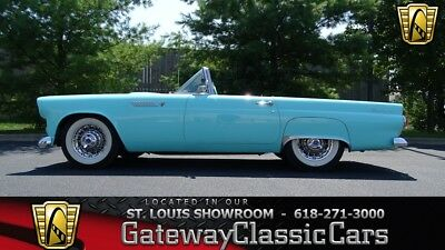 1955 Ford Thunderbird -- 1955 Ford Thunderbird