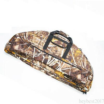 Hunting Archery Bag Portable Case Arrow Holder Compound Bow Backpack  bag he17