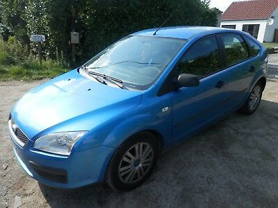 Ford Focus 1.8 Turbo TDCi Ambiente